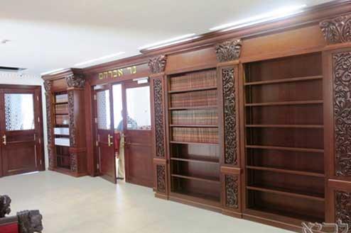 ספריות קודש