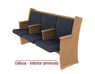lavi - Gilboa - Interior armrests