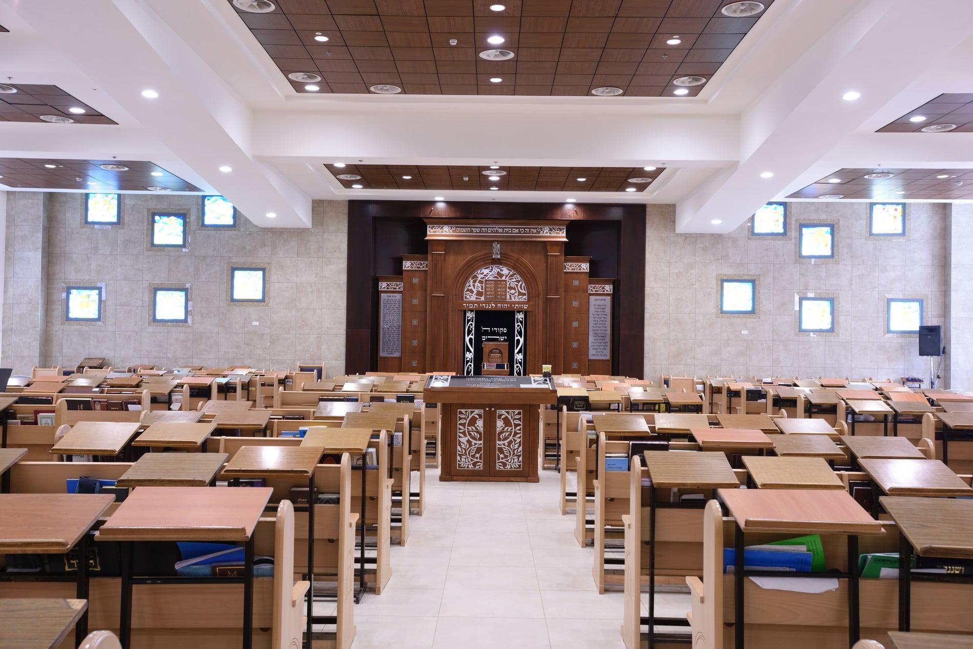 Yeshieva Gvoha - Beit El