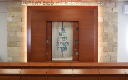 Aron Kodesh Torah Ark